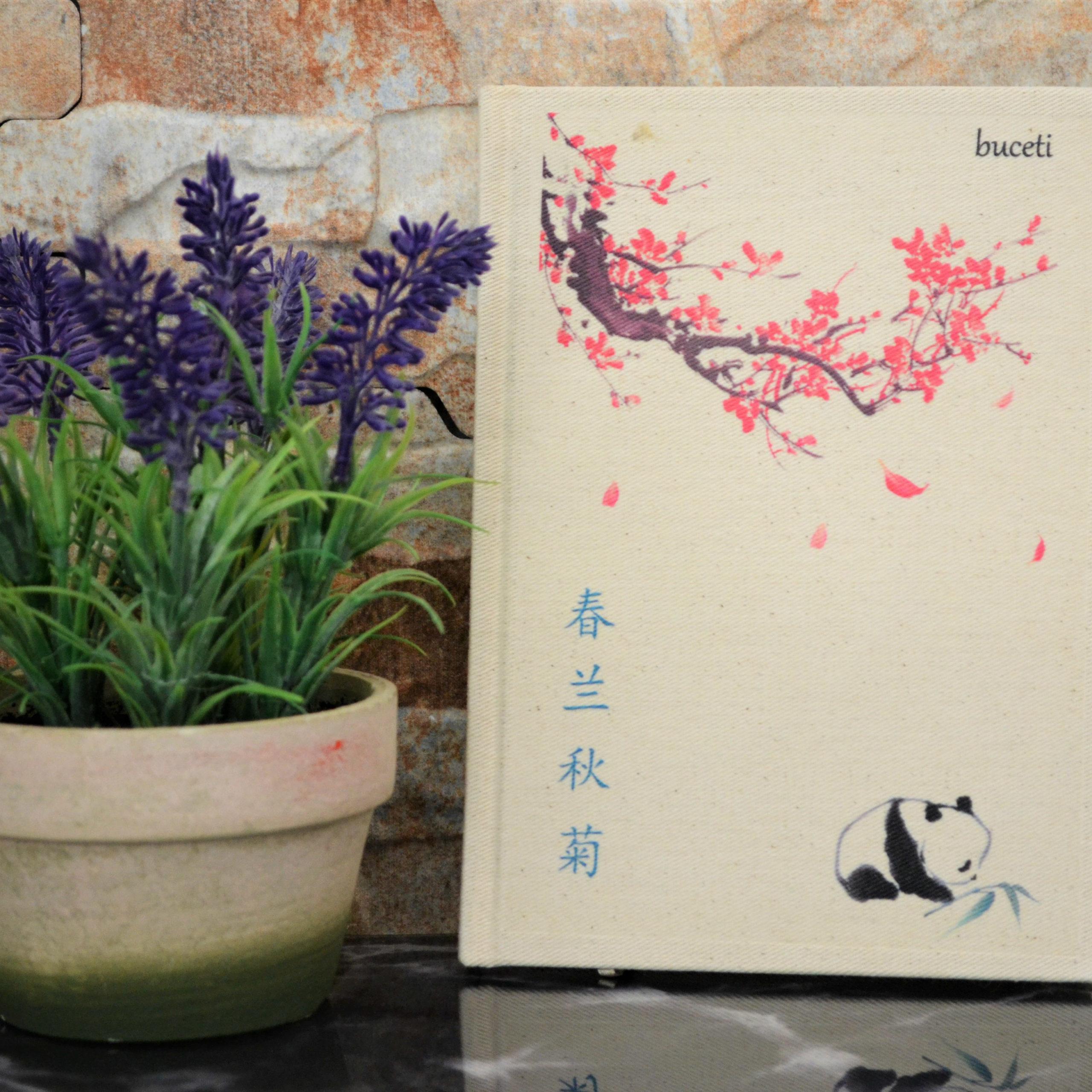 Çince Defter 1801 - 春兰秋菊